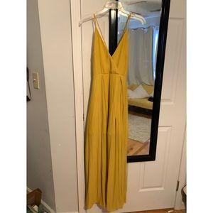 SOLD Maxi Dress
